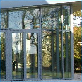 Fensterbau Schmid GmbH Vöhringen Pfosten Riegel Fassade