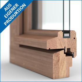 Fensterbau Schmid GmbH Vöhringen Holzfenster